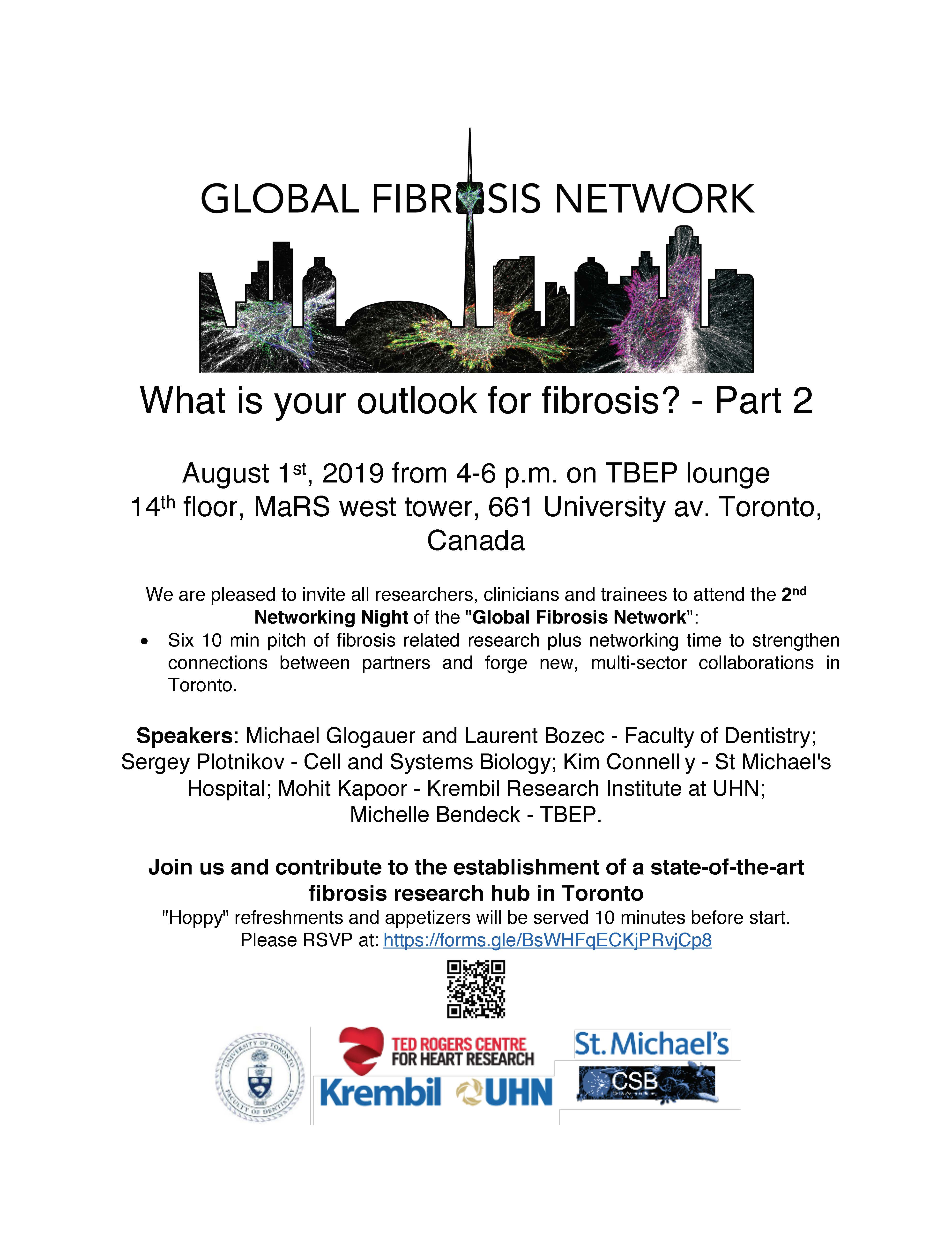 fibrosis network poster